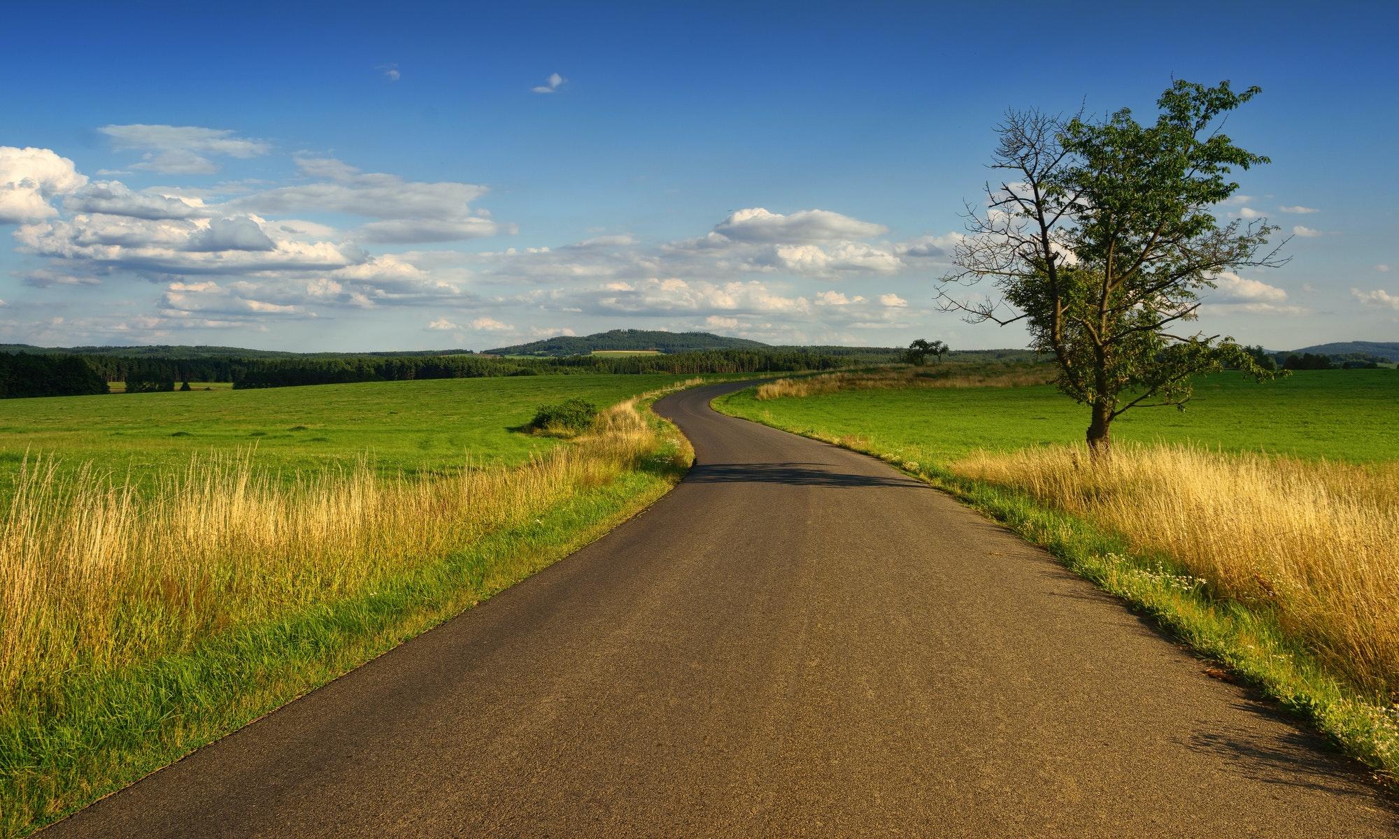 La Route Bleue